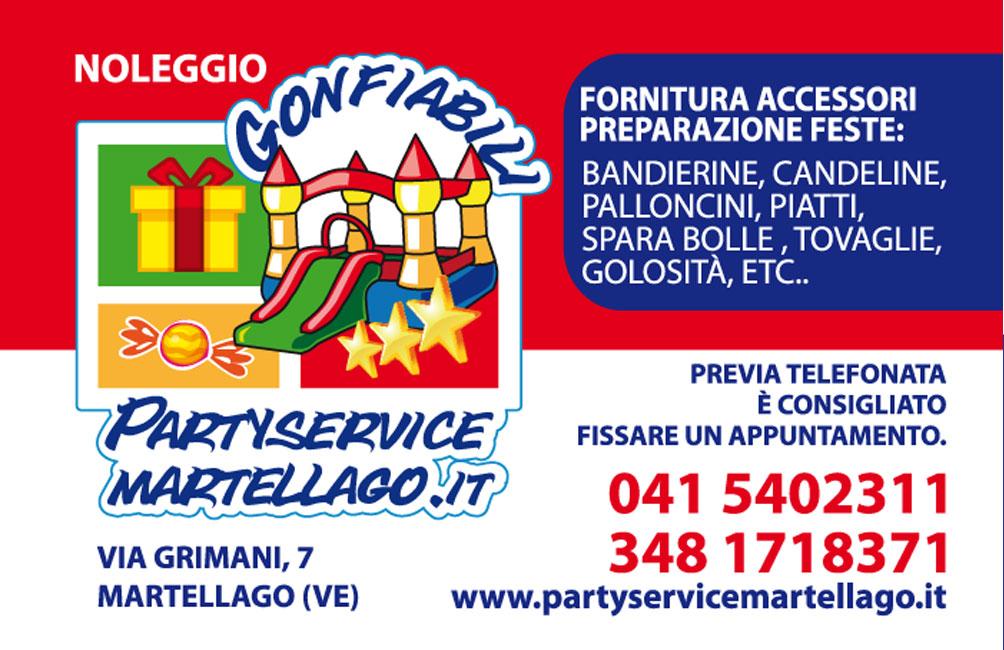 party-martellago