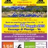 LIBERTASRUN 2013: ADIDAS RUNNING TOUR E 1/6 H  – Tutto pronto per la marcia dei Tre Canai. Cazzago di Pianiga, 18/19 maggio 2013.
